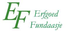 Erfgoed Fundaasje Logo