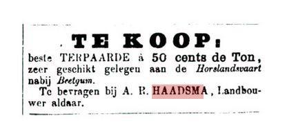 HAADSMA AR TERP3