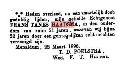 HAADSMA FT+