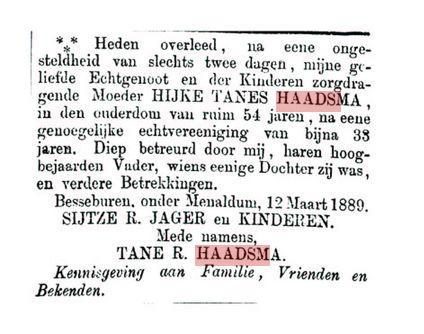 HAADSMA HYKE+