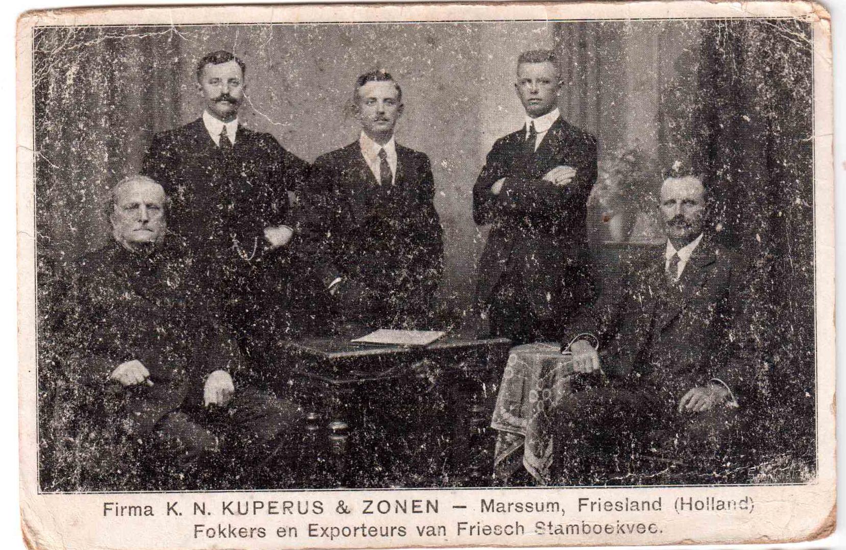 kuperus-firma-kaart