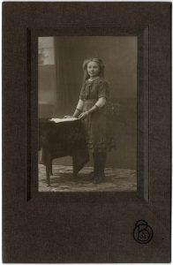 Portret Grietje Hilbrands Boschma