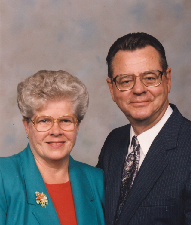 Offringa Bart en Hendrika Lautenbach