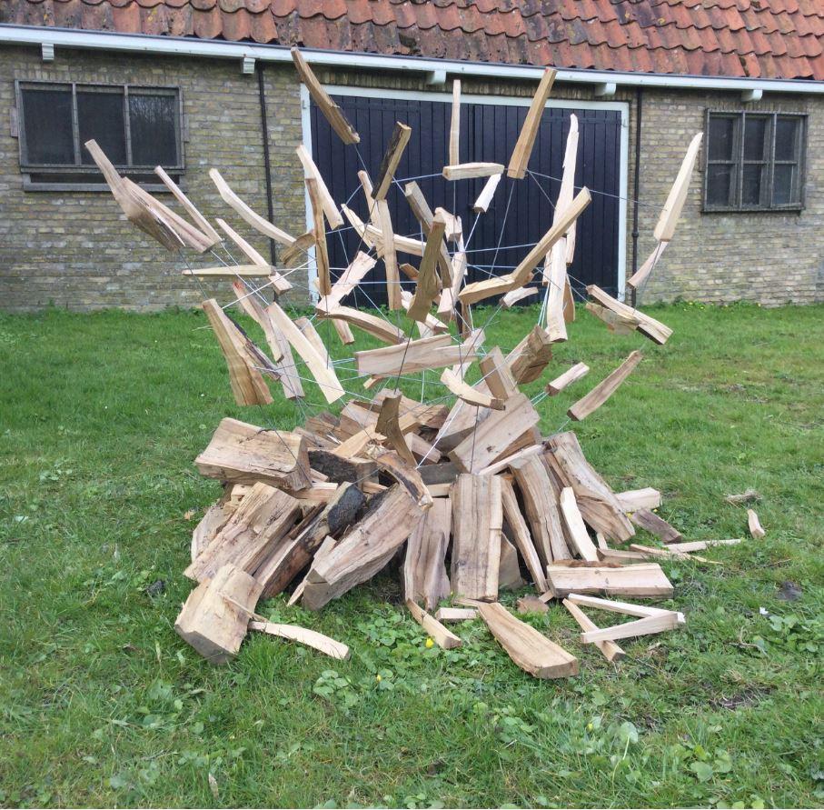 Durk Reimers Brouwer 7 Eksploazje fan hout