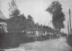 De Tolve Plagen te Bitgummole om 1935 hinne