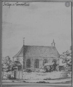 Follegea, tekening J. Stellingwerf